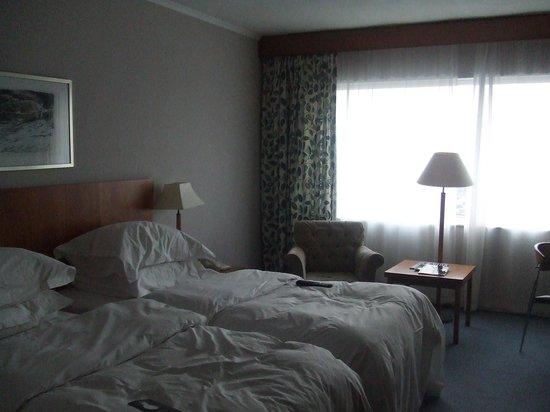 Radisson Blu Hotel, Manchester Airport: radisson room