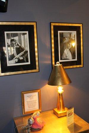 Elvis Presley's Heartbreak Hotel: Lobby of the Heartbreak hotel