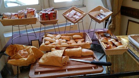 Mercure Palermo Excelsior City : Breakfast