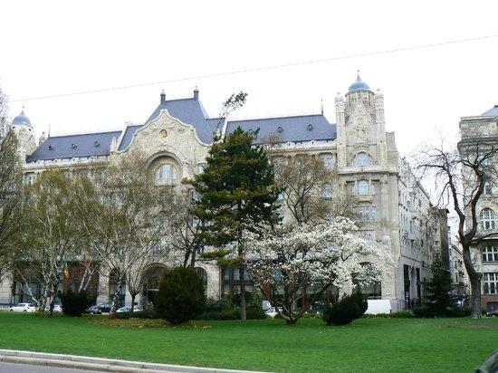 Danubius Hotel Gellert: Danubius