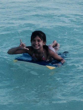 360 Surf School: Boogie boarding..great option!