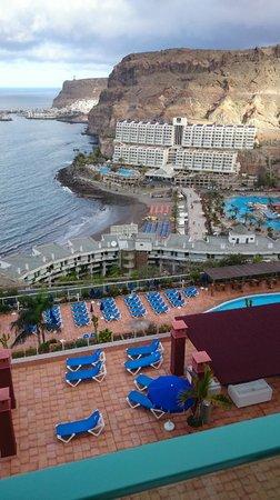 Mogan Princess & Beach Club: View from room
