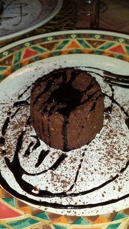 Azzicc Azzicc: Tortino al cioccolato