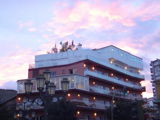 Adriano Hotel Torremolinos: Hotel Adriano Torremolinos, Spain