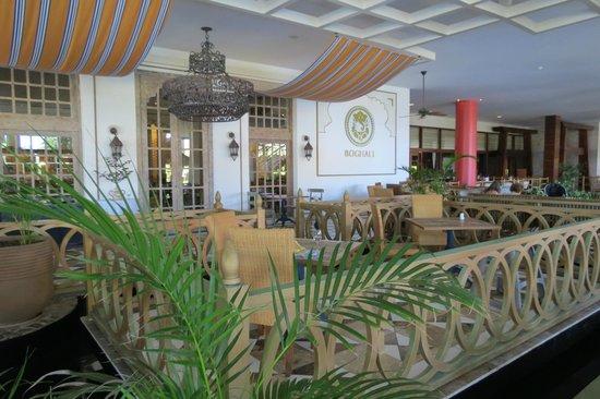 Grand Palladium Imbassai Resort & Spa: restaurante indiano Boghali