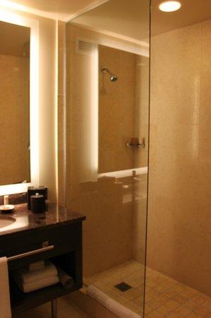 Hyatt At Olive 8: Great shower