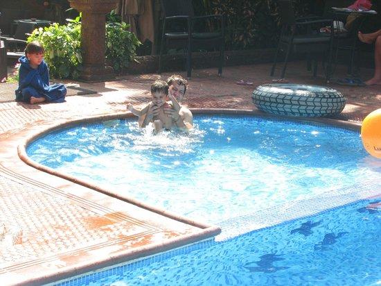 Chalston Beach Resort : pool
