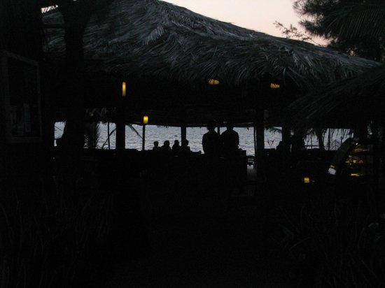 Chalston Beach Resort : Restaurant/shack by the beach..