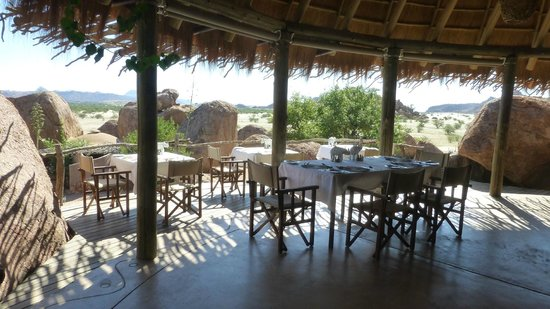 Camp Kipwe: Superbe lodge