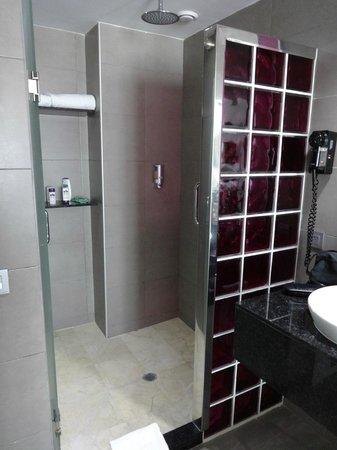 Hotel Riu Palace Jamaica: Nice Shower