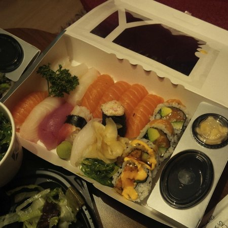 sushi karta göteborg Tasty sushi   Bild från Sushi Yama Göteborg, Göteb  TripAdvisor sushi karta göteborg