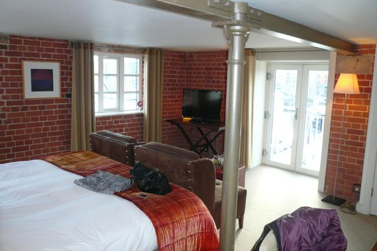Salthouse Harbour Hotel: room 206