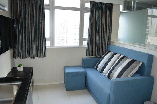 Hotel LBP: Room