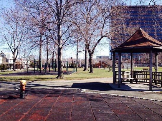 ฟอร์ตลี, นิวเจอร์ซีย์: The park