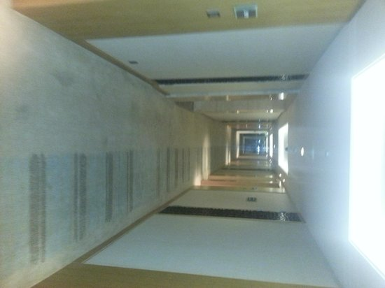 The Westin Chennai Velachery: floor view