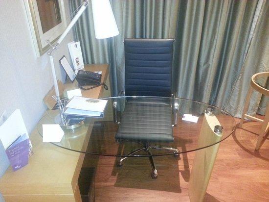 The Westin Chennai Velachery: work area view 1