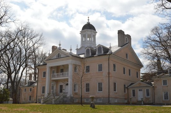 Hampton National Historic Site: The Hampton Mansion