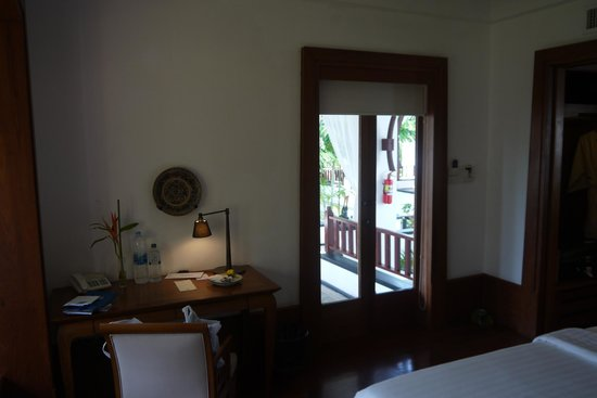 Nakamanda Resort & Spa: Villa Interior 2