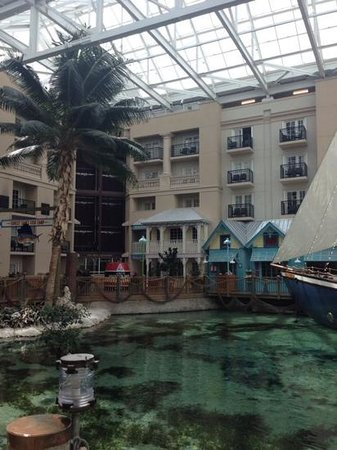 Gaylord Palms Resort & Convention Center: atruim area
