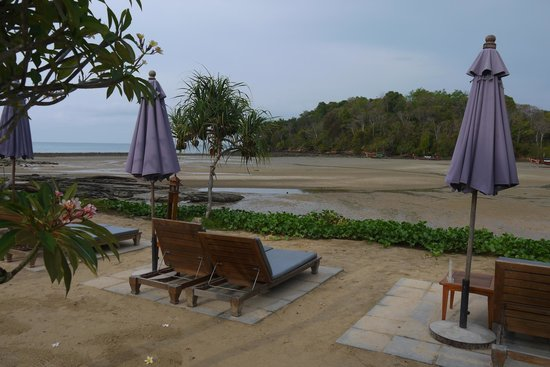 Nakamanda Resort & Spa: Beach Side
