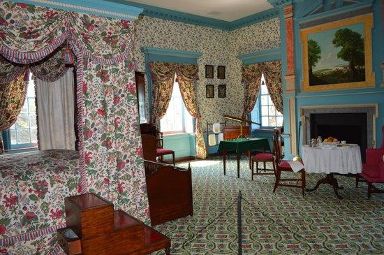 Hampton National Historic Site: The Master Bedroom