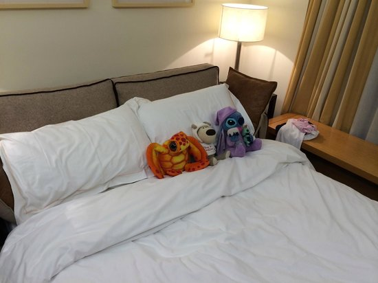 Hart's Hotel : Toys tucked in!