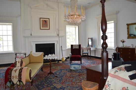 Hampton National Historic Site: An Upstairs Bedroom