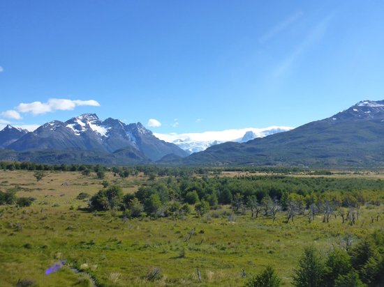 Torres del Paine National Park: Views along the way from Serón to Dickson
