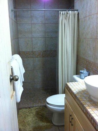 Marina Cabo Plaza: Bathroom 102b