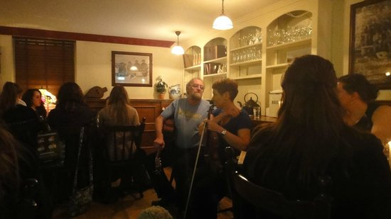 An Evening of Food, Folklore and Fairies: Awesome Music