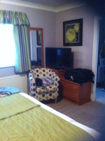 Riverhill Hotel: Room 24