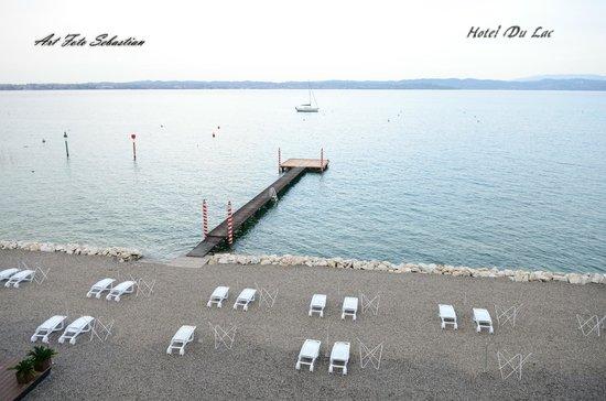 Hotel Du Lac: Vista dalla stanza n.24