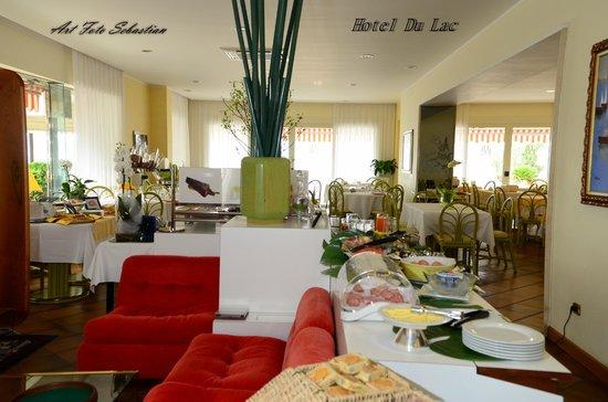 Hotel Du Lac: La colazione