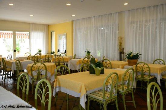 Hotel Du Lac: Il ristorante