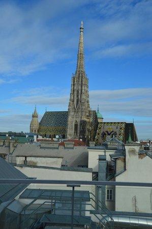 Vista dallo Sky Bar Vienna