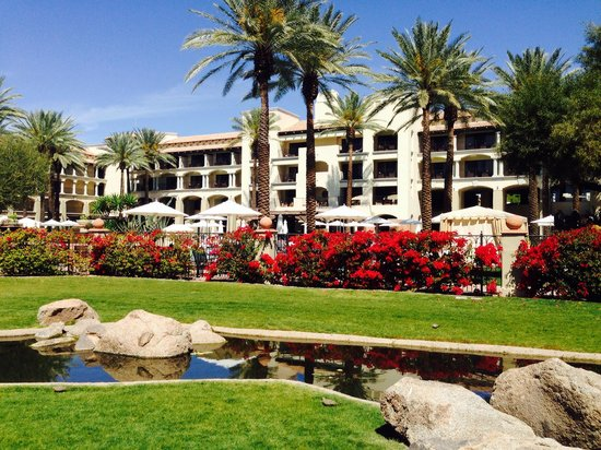 Fairmont Scottsdale Princess: Lovely landscape
