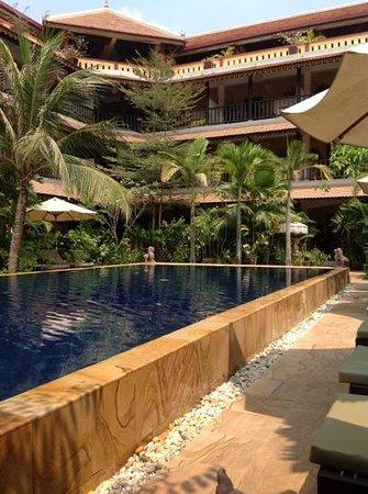 Siddharta Boutique Hotel : Fab pool