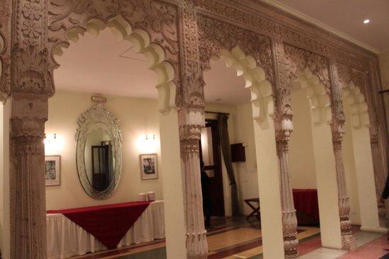 Taj Usha Kiran Palace, Gwalior : Usha Kiran Palace:Banquet Hall
