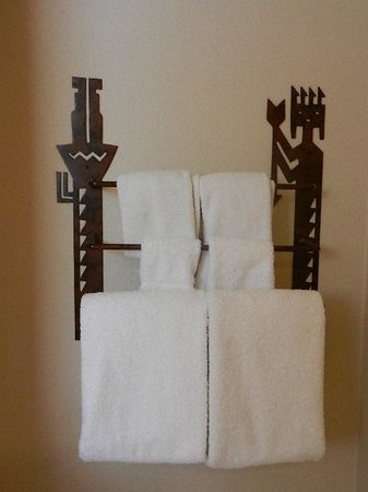 Inn at Eagle Mountain: Towels