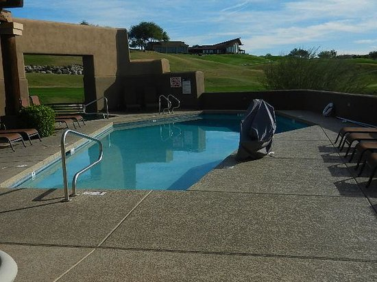 Inn at Eagle Mountain: Small pool