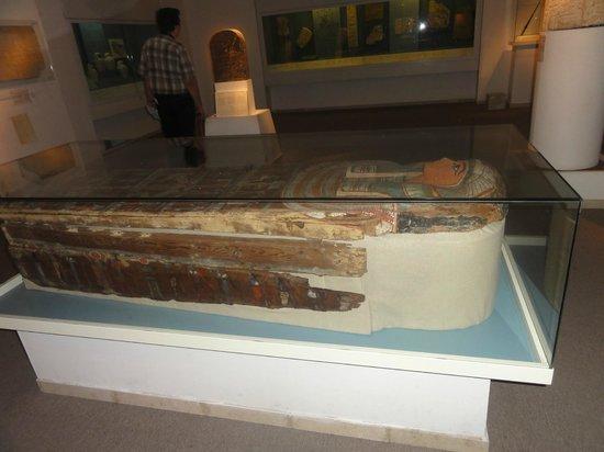 Musée d'Israël : Экспонат
