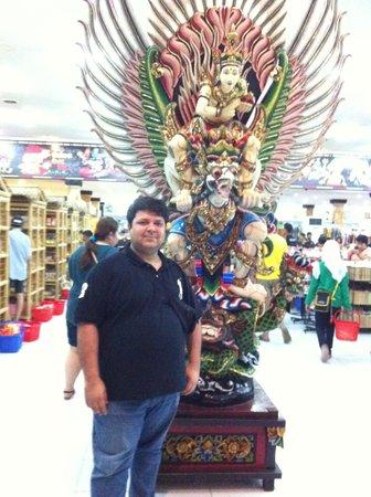 Bali Rani Hotel: Krishna Mall