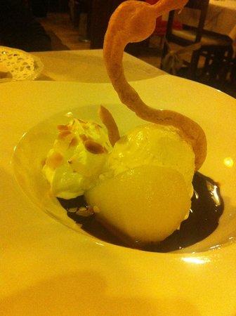 Bistro Den Huzaar: Dessert