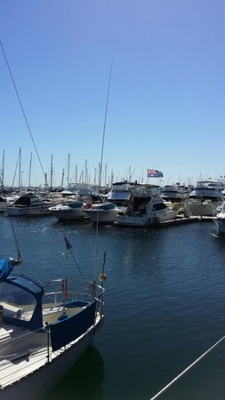 Hillarys Boat Harbour: Hillary boat harbour