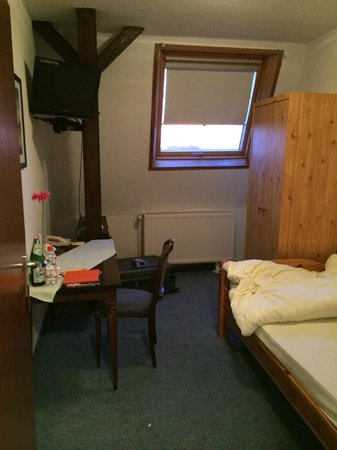 Hotel Rheintor: 部屋