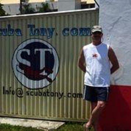ScubaTony Cozumel: Scuba Tony
