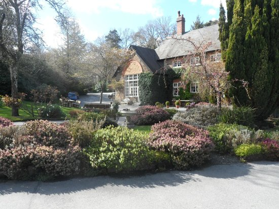 The Edgemoor Country House Hotel : Beautiful Grounds