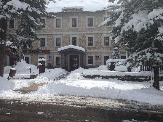 Hotel Santa Cristina: Principal