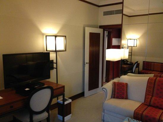 Grande Real Villa Italia Hotel & Spa: Sala da suite