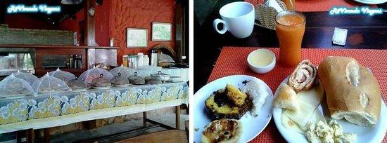 Pousada Chez Max: Café da manhã